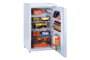 Undercounter Larder Fridge with Large Capacity