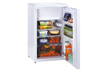 Undercounter Fridge with 2 Star Frozen Food Compartment