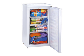 Undercounter Freezer with 4 Star Rating