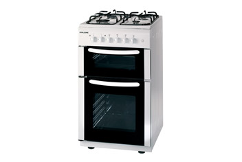 50cm Twin Cavity Gas Cooker