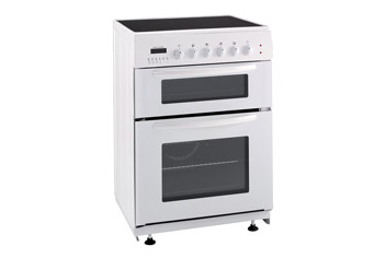 60cm Twin Cavity Electric Cooker